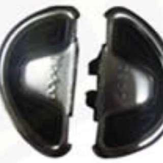 Dome Gloss Black Panel