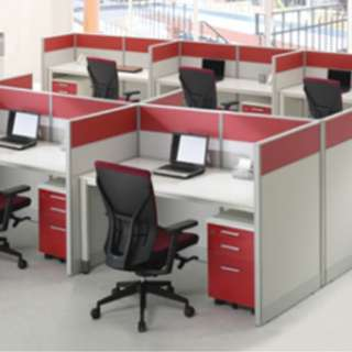 call center partition