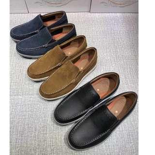 clarks皮鞋Unmaslow Easy懶人鞋
