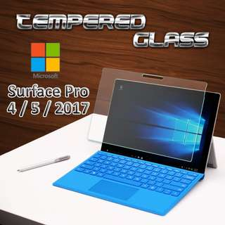Microsoft Surface Pro 2017 / 5 / 4 Tempered Glass Screen