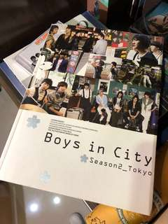 RARE Super Junior Boys in the City 2 Photobook