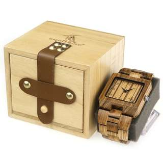 BOBO BIRD Timepieces Mens Wood Watches