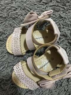 Koala Kids Cream Sandals