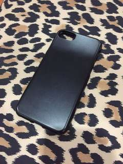 Miniso Black Case iPhone 7