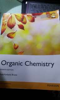 🚚 Pearson organic chemistry