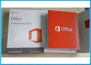 Microsoft Office 2016 for 1 pc / Mac
