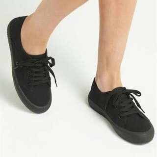 Rubi Black Sneakers