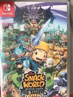 NS game Snack World