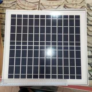 18W Solar Panel.