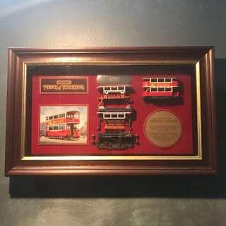 Limited Edition Matchbox Models of Yesteryear: Preston Tramcar