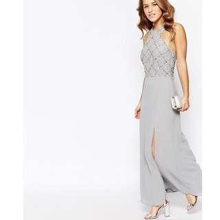 Maya Petite gown dress