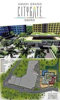 Amani Grand CityGate Davao Pre-Selling