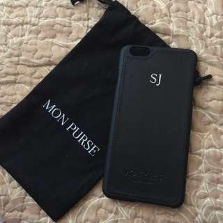 Mon Purse Customised iPhone 6+ Case