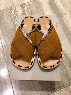 意大利Marni女神鞋