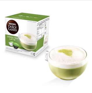 Nestle Dolce Gusto Green Tea Latte
