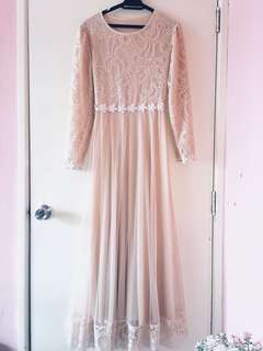 Princess Dress Cream