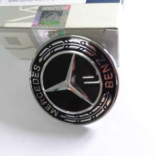 MERCEDES BENZ BONNET LOGO