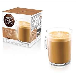 Nestle Dolce Gusto Cafe Au Lait