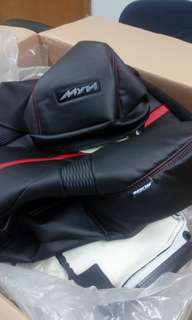 Gear up myvi leather seat