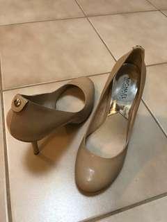 Michael kors patent heels