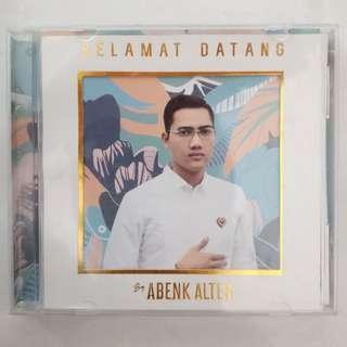 Abenk Alter - Selamat Datang CD Album