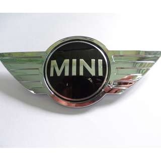 MINI COOPER LOGO FRONT / REAR
