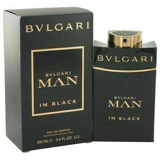 Perfume Ori Bvlgari Homme B&W