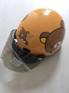 Kids Helmet Rilakkuma Brand new with tag