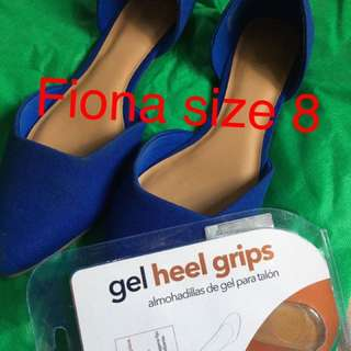 Fiona Doll Shoes