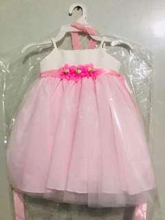 Pink Dress (Tutu Dress)