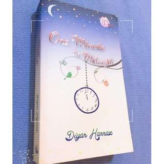 Novel : One Minute to Midnight