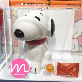 USJ Snoopy 陶瓷擺設(5粒糖)