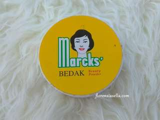 Marcks' Bedak Beauty Powder