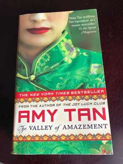 Amy Tan - the valley of amazement