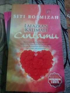 Lafazkan kalimah cintamu