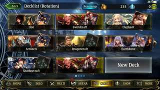 Shadowverse Account