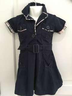 Burberry lookalike dress