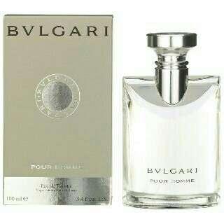 Perfume Bvlgari Gold Silver