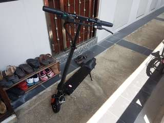 """8"""" wheel escooter electric scooter"""