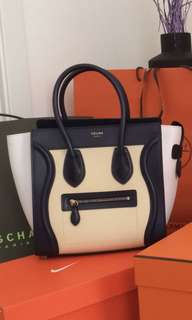 Celine Micro Luggage 99% new