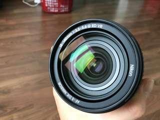 Nikon DX VR AF-S Nikkor 18-140mm 1:3.5-5.6G ED