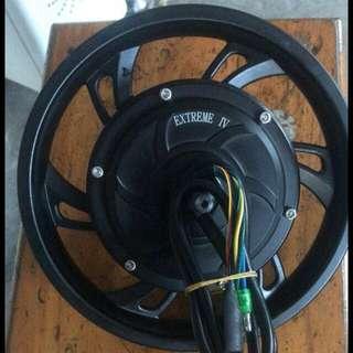 DYU motor 48/52v/60v package