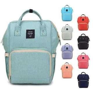 Mommy Bag, Travel Bag, Diaper Bag
