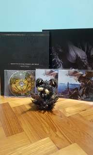 Monster Hunter world collector's edition (no game)