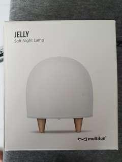 Jelly soft night lamp (multi mode). Sealed set