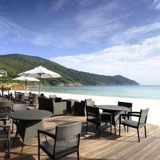 3D2N The Taaras Beach & Spa Resort, Redang Island
