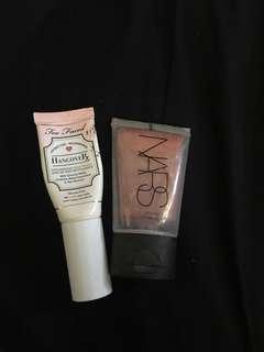 Nars / Too faced primer and illuminator