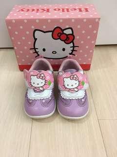 二手14碼Hello kitty球鞋