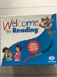 Welcome to Reading Set for Children