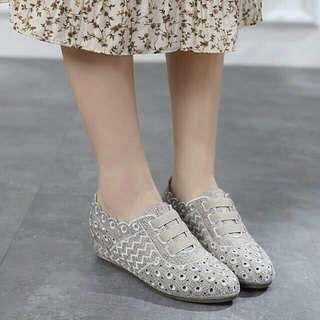 Sepatu Fashion KeLsey Wedges. Kode : K-888-141 Original Brand